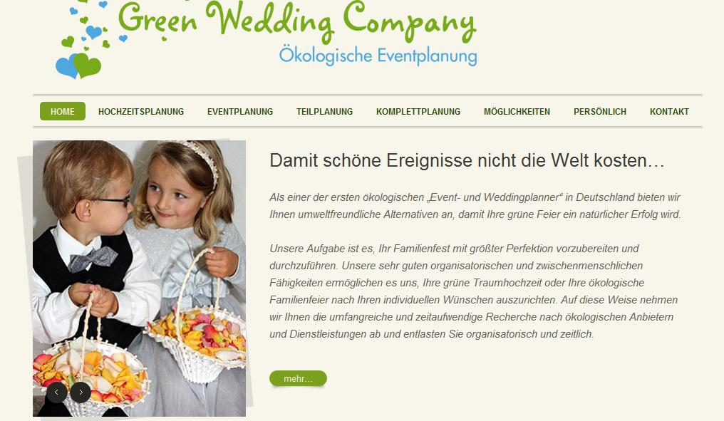 Green Wedding Company
