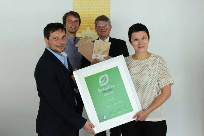 earbees GreenTec Award